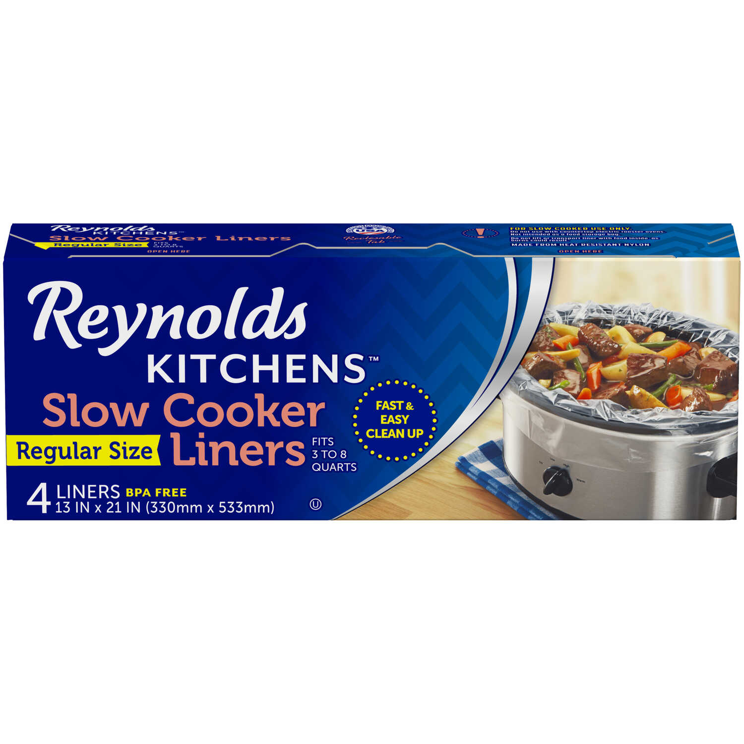 Reynolds  Nylon  Cooking Bag  3-6.5