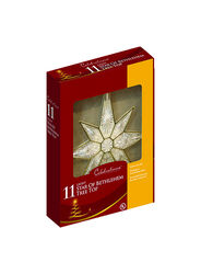 Celebrations  Plug-In  Star of Bethlehem  Tree Topper