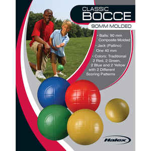 Halex  Regent Sports  Bocce Ball Set  8+ year