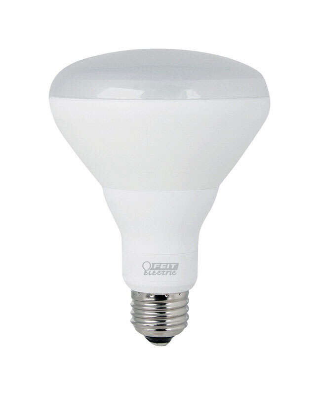 FEIT Electric  10.5 watts BR30  LED Bulb  750 lumens Daylight  Reflector  65 Watt Equivalence