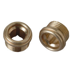 Brasscraft For Sterling 1/2 in.-24 Brass Faucet Seat
