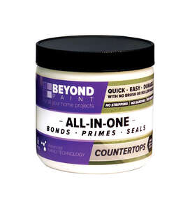 BEYOND PAINT  All-In-One  Matte  Ash  Water-Based  Acrylic  Paint Kit  1 qt.