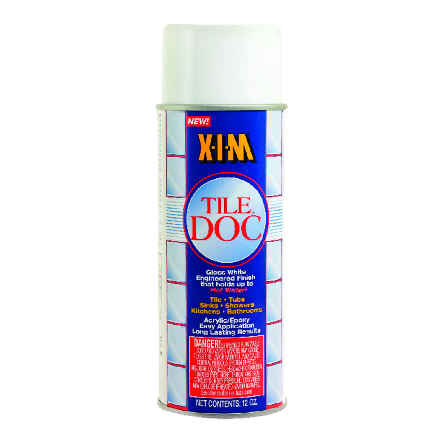 XIM  X-I-M  High Strength  Permanent Adhesive  12 oz. Acrylic