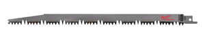 Milwaukee  SAWZALL  12 in. Carbon Steel  Pruning  Reciprocating Saw Blade  5 TPI 1 pk