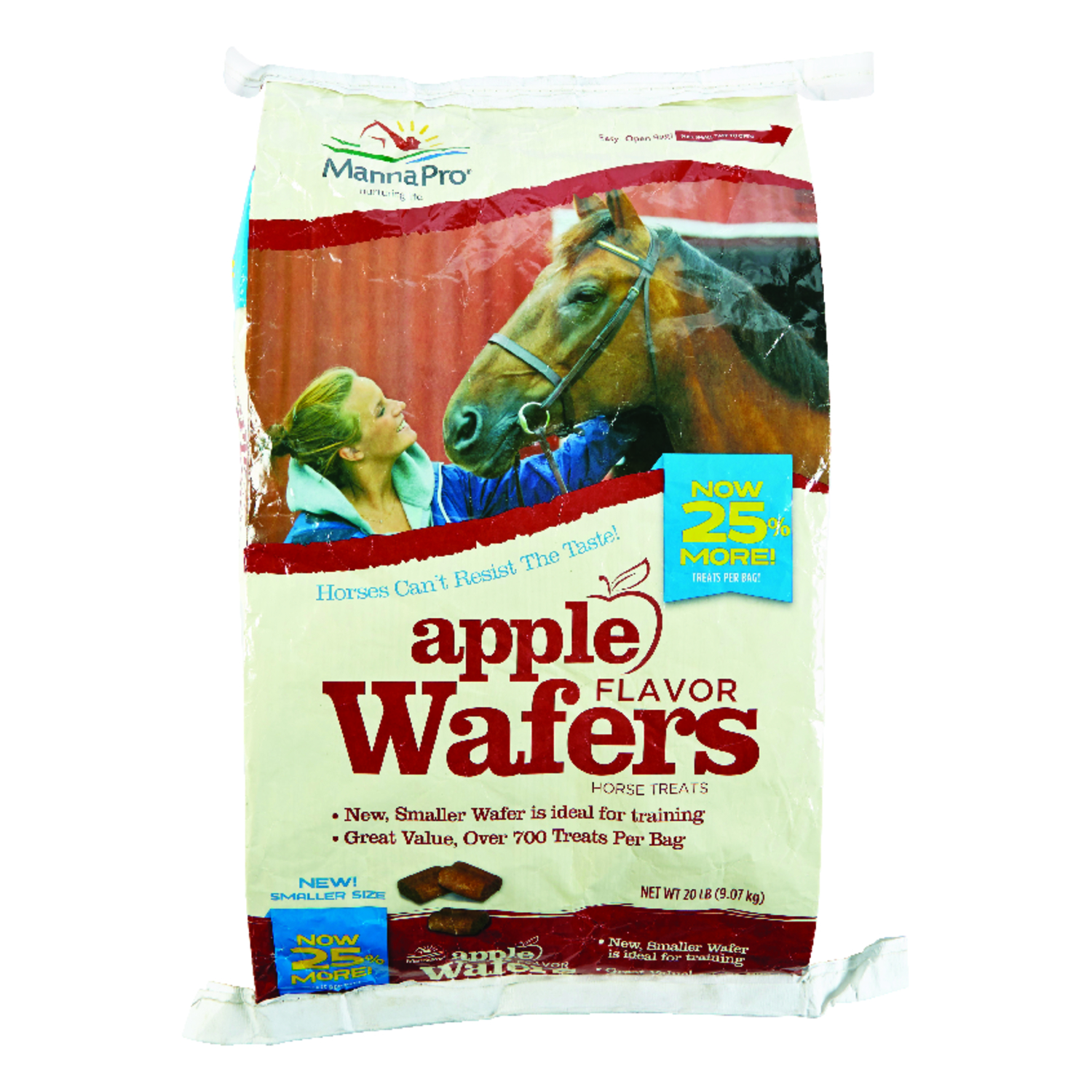 Manna Pro  Horse  Wafers