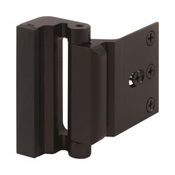 Prime-Line  Oil Rubbed Bronze  Bronze  Aluminum  Entry Door Blocker  1 pk