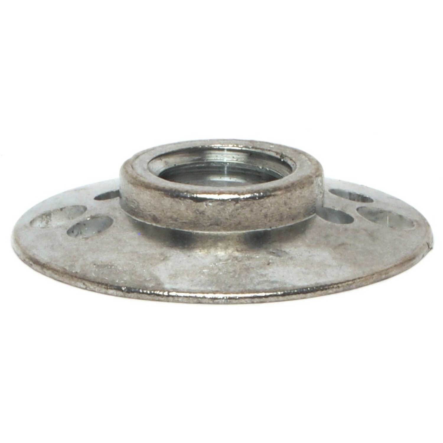 Forney  11 mm Dia. Metal  Spindle Nut  5/8 in.  20000 rpm 1 pc.