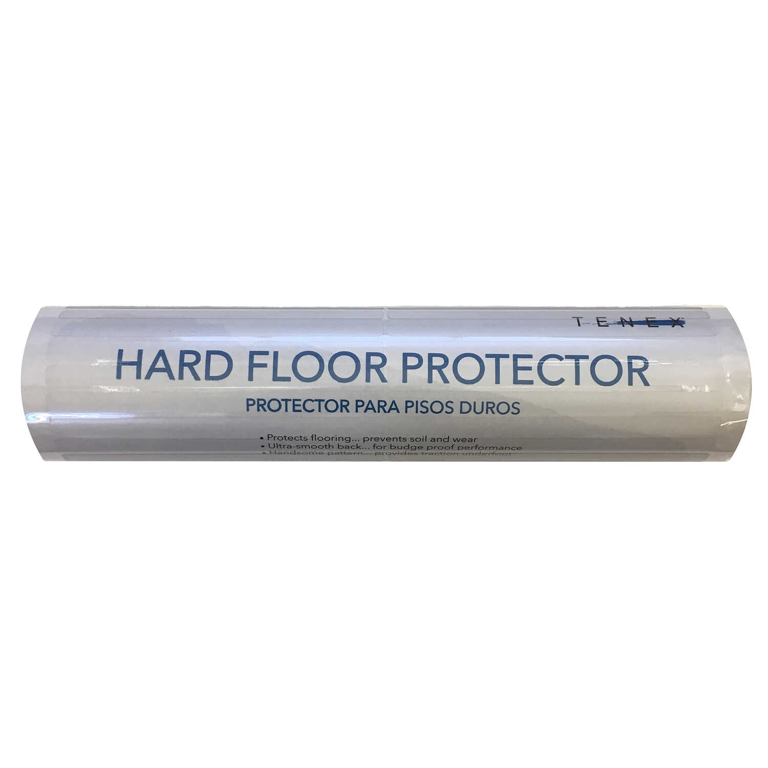 Tenex  27 in. W x 100 ft. L Clear  Floor Protector