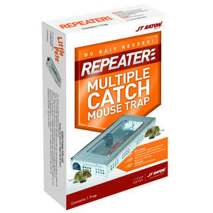 JT Eaton  Repeater  Multiple Catch  Animal Trap  For Mice 1 pk