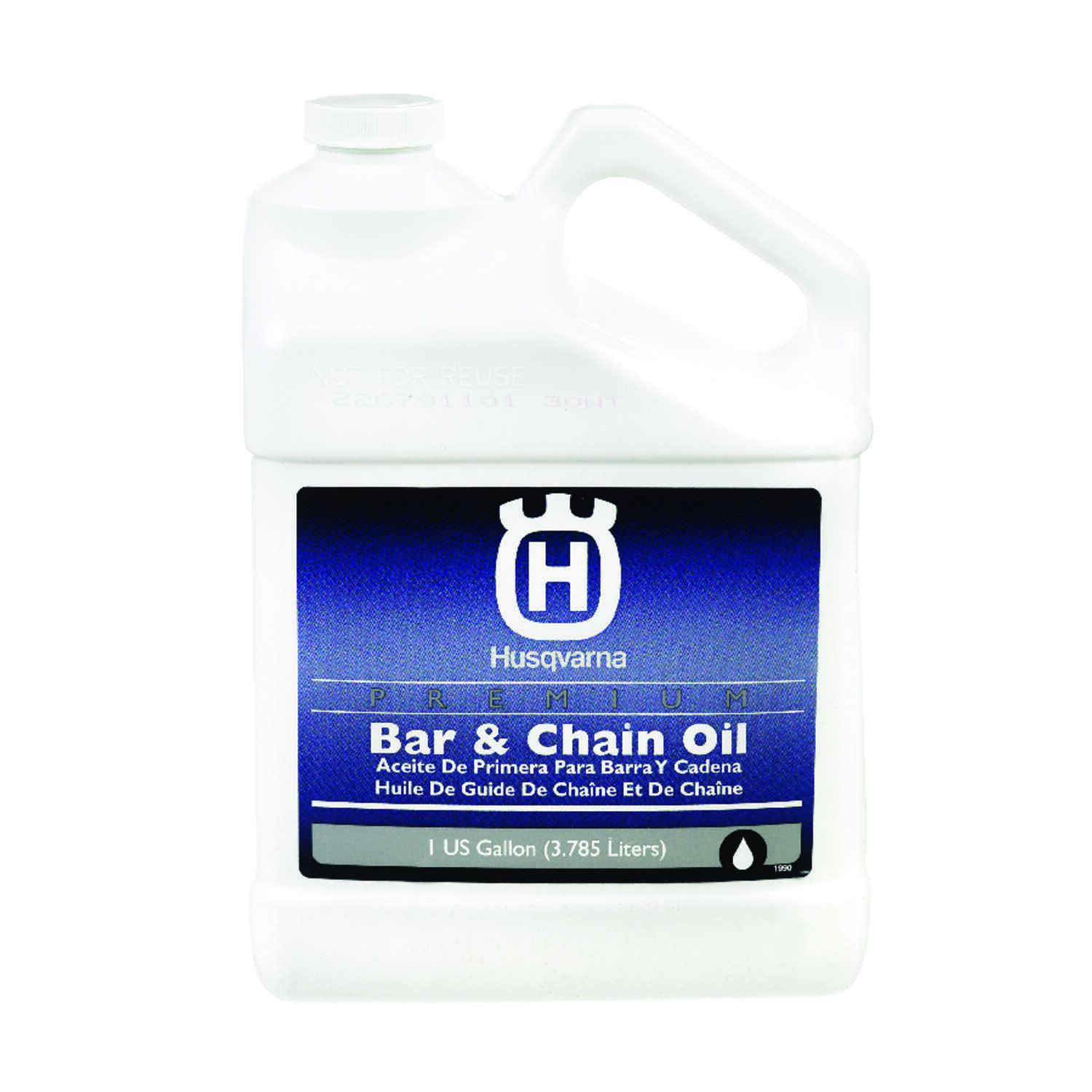 Husqvarna  General Purpose  Bar and Chain Oil  1 gal.