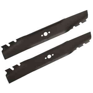 Toro  30 in. High-Lift  Mower Blade  For Walk-Behind Mowers 2 pk