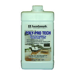 Lundmark  Poly-Pro Tech  Semi-Gloss  Floor Restorer  Liquid  32 oz.