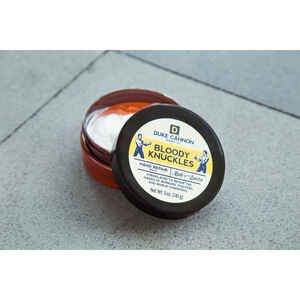 Duke Cannon  Bloody Knuckles  Hand Balm  5 oz. 1 pk