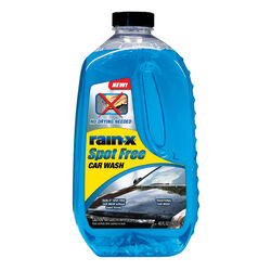 Rain-X  Concentrated Liquid  Car Wash Detergent  48 oz.