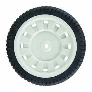 Arnold  1.75 in. W x 8 in. Dia. Plastic  Lawn Mower Replacement Wheel  50 lb.