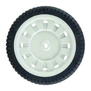 Arnold  1.75 in. W x 8 in. Dia. Lawn Mower Replacement Wheel  50 lb. Plastic