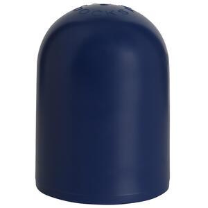 Tommy Docks  Blue  PVC  Safety Cap