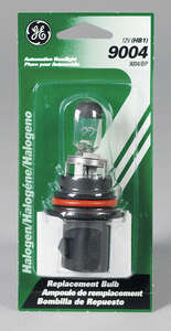 GE Lighting  12.8 volt Halogen  Headlight  1  12.8 volt