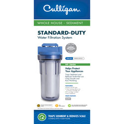 Culligan Standard-Duty Whole House Filter System