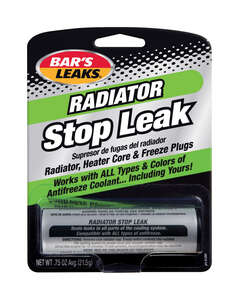 Bar's Leaks  Cooling System Sealer and Conditioner  For Plastic/Metals/Aluminum 0.8 oz. For Seals Le
