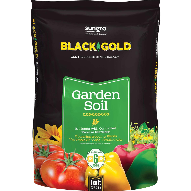 Black Gold Garden Soil Ace Hardware