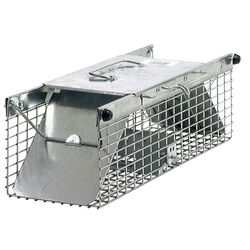 Havahart Live Catch Cage Trap For Chipmunks, Squirrels and Rats 1 pk