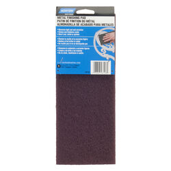 Norton  Very Fine  Metal Finishing Pad  1 pk