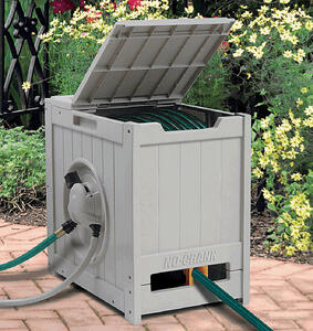 Garden Hose Reels Portable Hose Carts At Ace Hardware