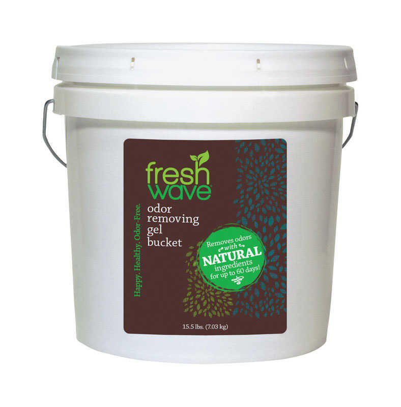Fresh Wave  No Scent Odor Eliminator  15.5 lb. Gel