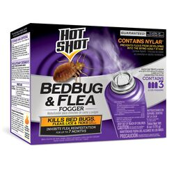 Hot Shot Fog Bed Bug and Flea Fogger 2 oz.