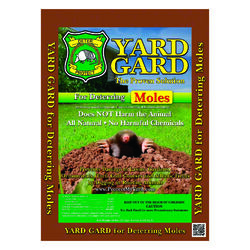 Yard Gard  Animal Repellent  Granules  For Moles 20 lb.
