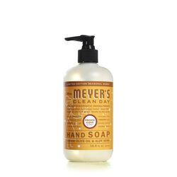 Mrs. Meyer's  Clean Day  Organic Orange Clove Scent Liquid Hand Soap  12.5 oz.