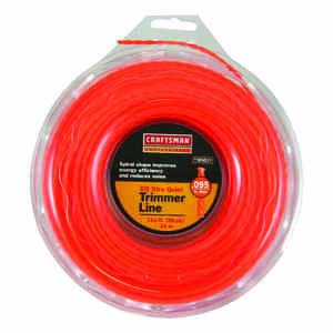 Craftsman  0.095 in. Dia. x 115 ft. L Trimmer Line