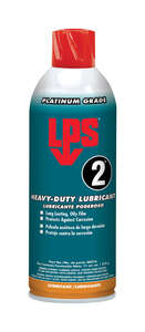LPS  No. 2  Industrial  Lubricant Spray  11 oz.