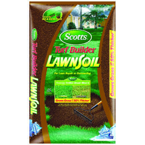 Scotts  Turf Builder  1 cu. ft. Lawn Soil