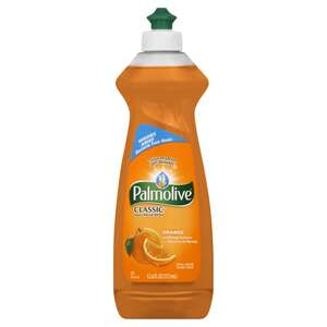 Palmolive  Classic  Orange Scent Liquid  Dish Soap  12.6 oz.