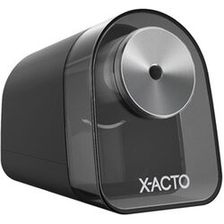 X-Acto  XLR 1800 Series  Black  Electric  Pencil Sharpener