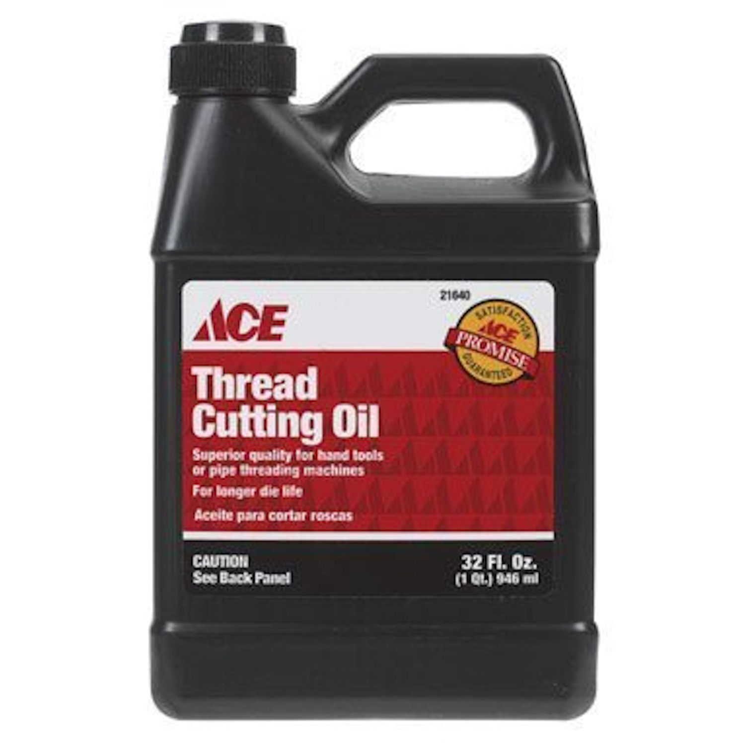 Ace  32 oz. For Aluminum and Other Metals Thread Cutting Oil