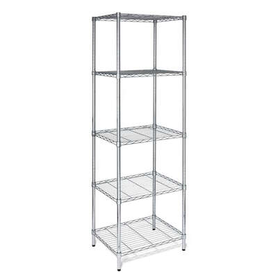 Honey Can Do 72 in. H x 24 in. W x 18 in. D Steel Multi Rack Shelving Unit