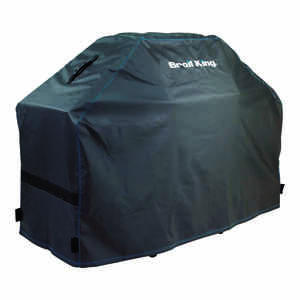Broil King  Black  Grill Cover  63 in. W x 25 in. D x 46 in. H For Regal and Imperial 400 series