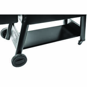 Traeger  Pro Series 34  Steel  Under Shelf  2.5 in. H x 42.5 in. W x 17 in. L