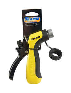 Dramm  1 pattern Adjustable Adjustable  Metal  Hot Water Nozzle