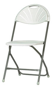 Living Accents  Chair  White