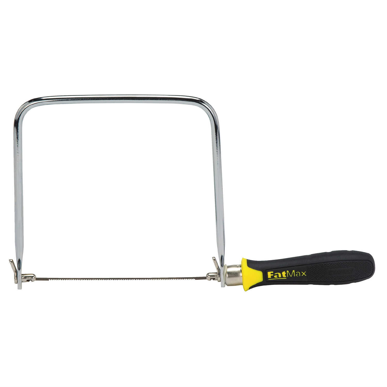 Stanley 6 38 in carbon steel coping saw 15 tpi ace hardware carbon steel coping saw 15 tpi greentooth Choice Image