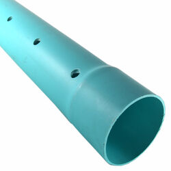 Charlotte Pipe SDR35 PVC Sewer Main 4 in. Dia. x 10 ft. L Bell