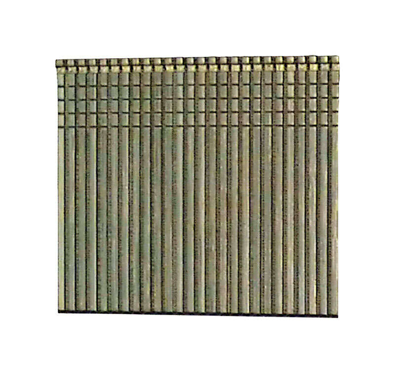 National Nail Pro-Fit 1/2 in. 18 Ga. Straight Strip Finish Nails Smooth Shank 1000 pk