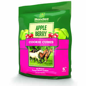 Standlee Premium Western Forage  Horse  Treats  Apple/Berry