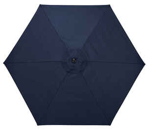 Living Accents  Regency  Blue  Umbrella