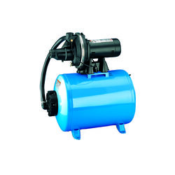 Flotec  3/4 hp 10.2 gph Thermoplastic  Shallow Well Jet Tank System