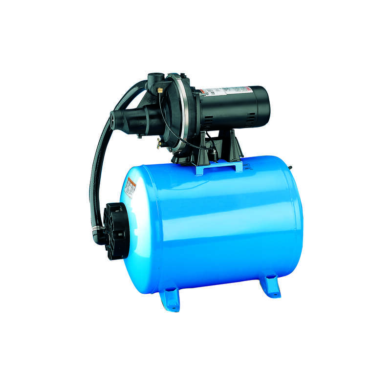 Flotec  3/4 hp 10.2 gph Thermoplastic  Shallow Well Pump